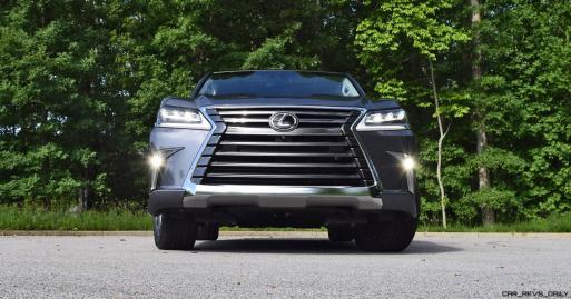 2016 Lexus LX570 - Exterior Photos 13