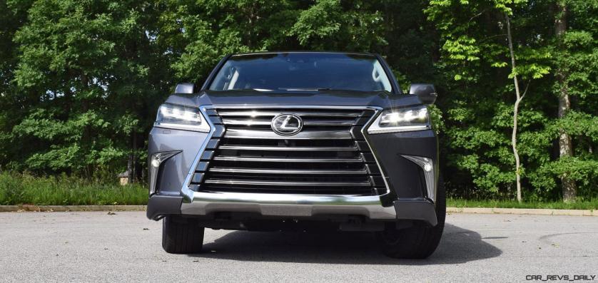 2016 Lexus LX570 - Exterior Photos 17