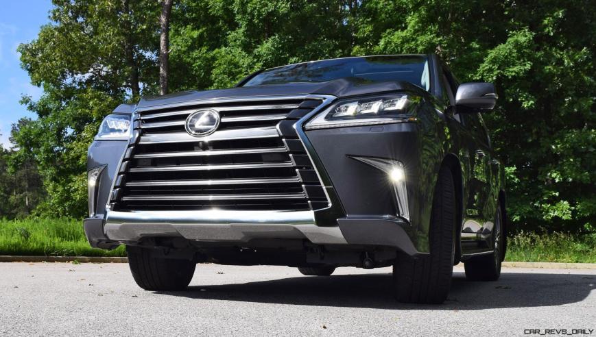 2016 Lexus LX570 - Exterior Photos 34