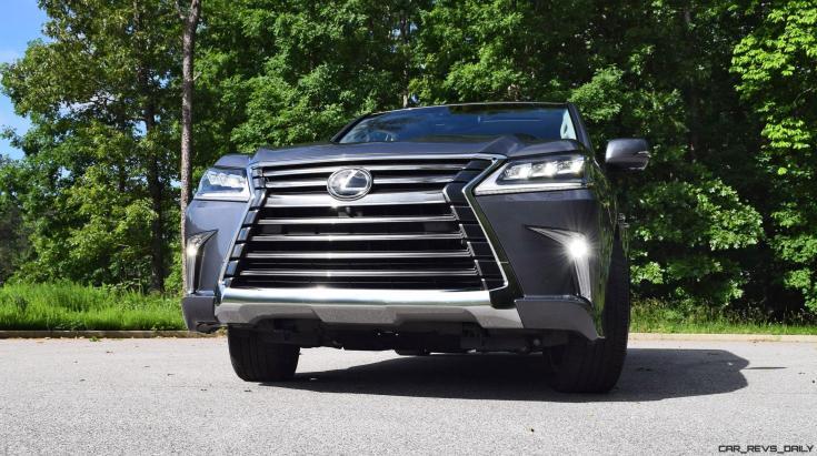 2016 Lexus LX570 - Exterior Photos 35