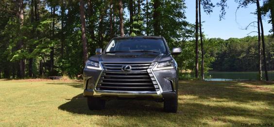 2016 Lexus LX570 - Exterior Photos 47