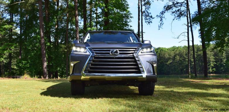 2016 Lexus LX570 - Exterior Photos 51