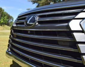 2016 Lexus LX570 - Exterior Photos 69