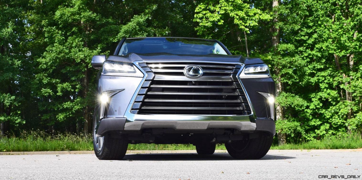 2016 Lexus LX570 - Exterior Photos 7