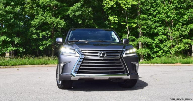2016 Lexus LX570 - Exterior Photos 8