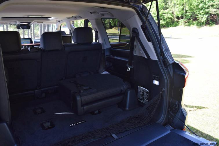 2016 Lexus LX570 Interior Photos 14