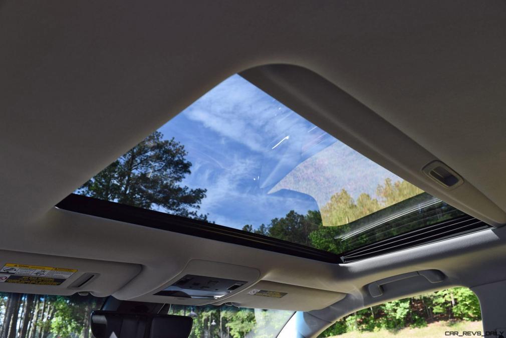 2016 Lexus LX570 Interior Photos 3