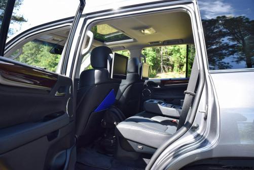 2016 Lexus LX570 Interior Photos 9