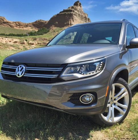 2016 Volkswagen TIGUAN SEL 4Motion 12