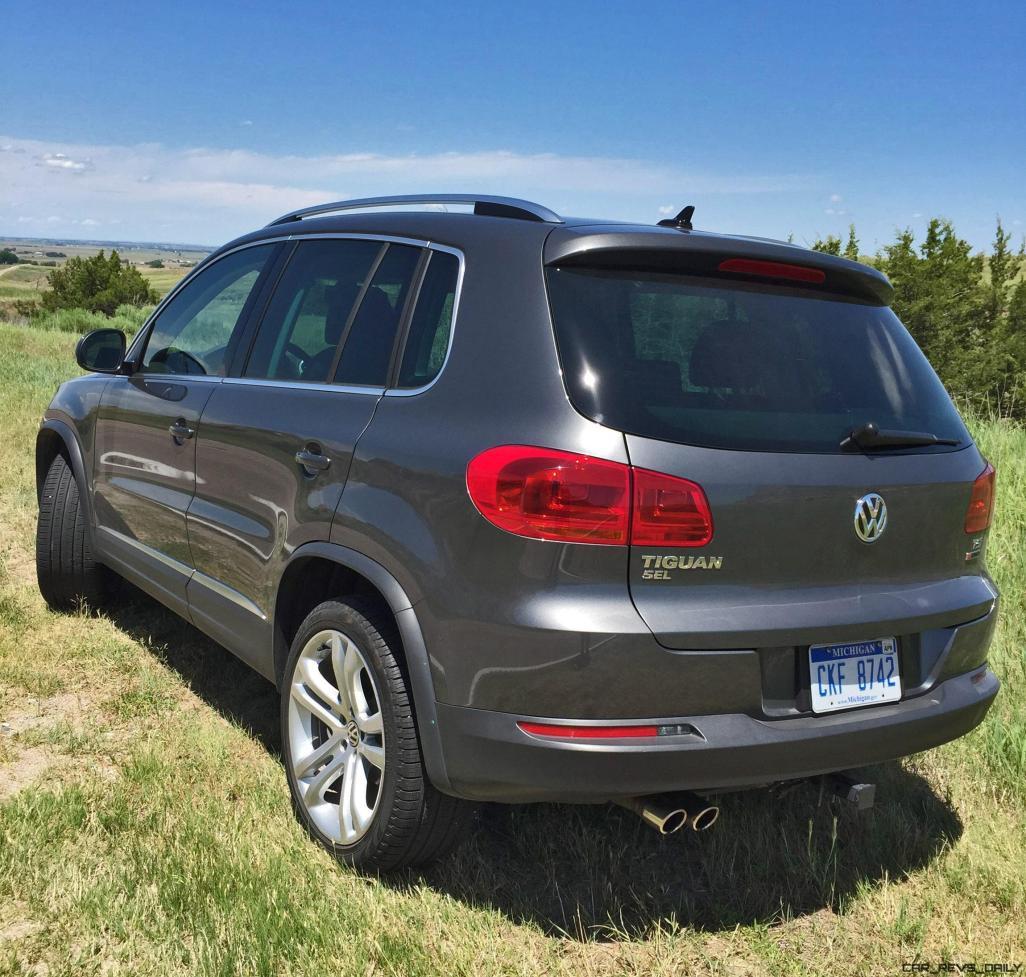 2016 Volkswagen TIGUAN SEL 4Motion 13