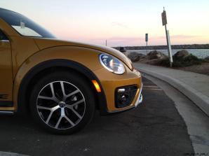 2016 VW Beetle DUNE 4