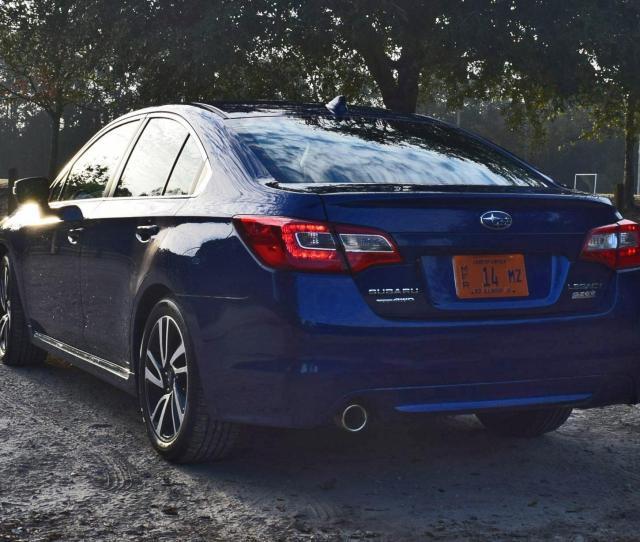 Subaru Legacy  I Sport