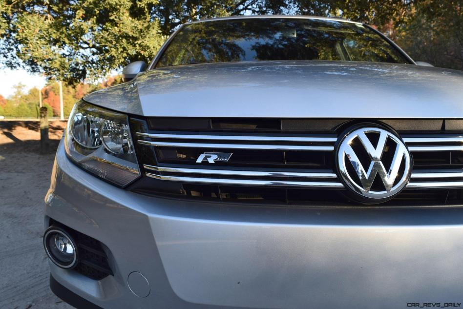 2016 VW Tiguan R-Line Review 13