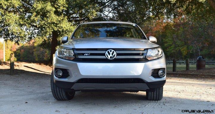 2016 VW Tiguan R-Line Review 2