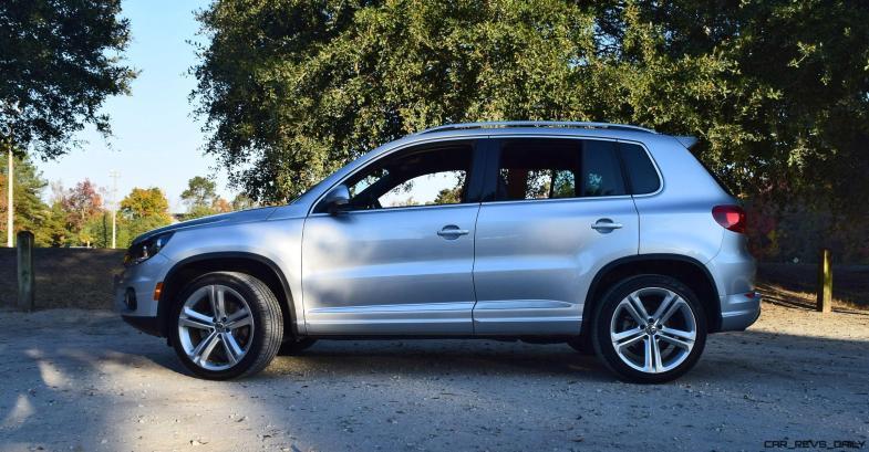 2016 VW Tiguan R-Line Review 28