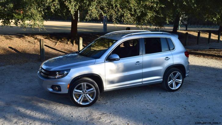 2016 VW Tiguan R-Line Review 29