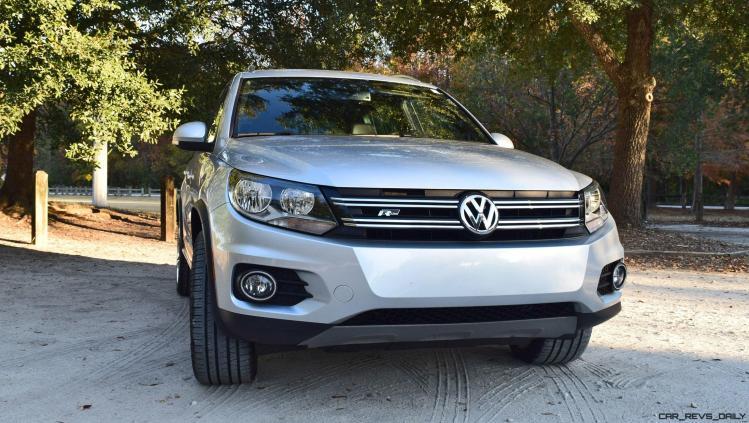 2016 VW Tiguan R-Line Review 5