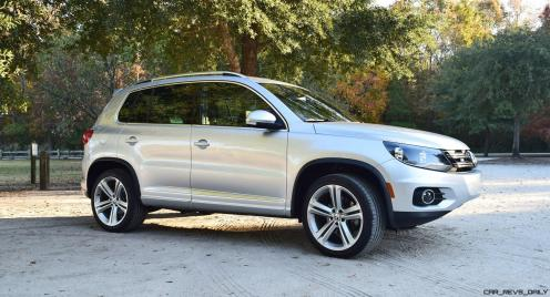2016 VW Tiguan R-Line Review 8