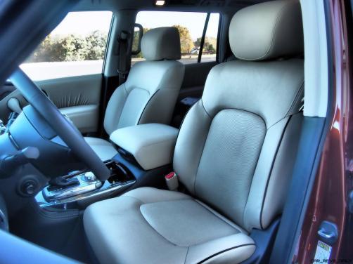 2017 Nissan ARMADA Platinum 28