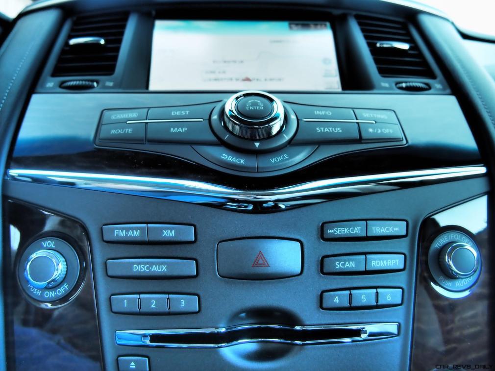 2017 Nissan ARMADA Platinum 45