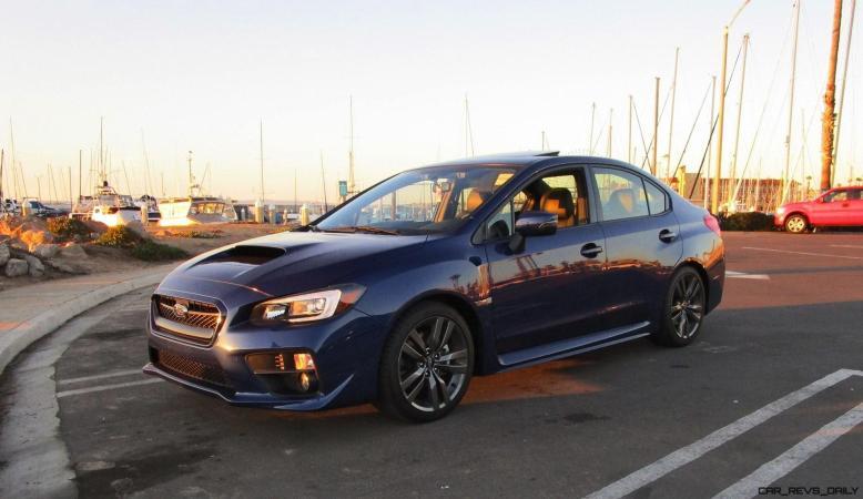 2017 Subaru WRX 3
