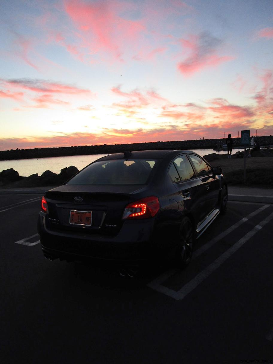2017 Subaru WRX 9