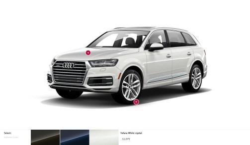 2017 Audi Q7 Colors, Wheels and Interiors 12