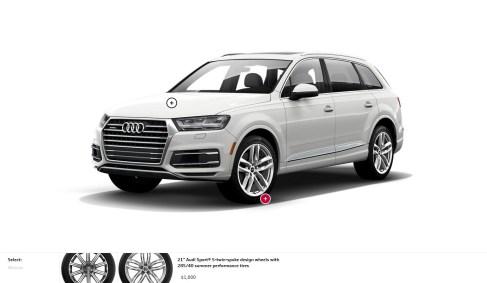 2017 Audi Q7 Colors, Wheels and Interiors 2