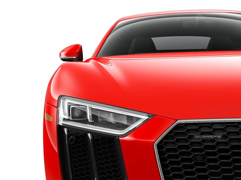 2017 Audi R8 Colors 12