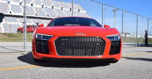 2017 Audi R8 V10 Dynamite Red 23