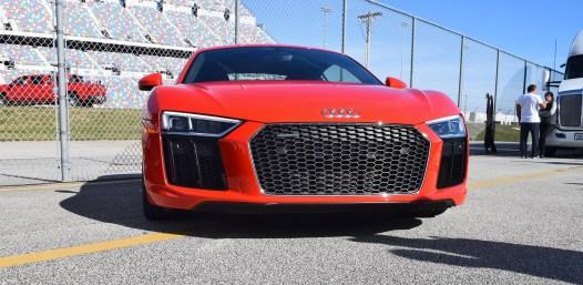 2017 Audi R8 V10 Dynamite Red 24