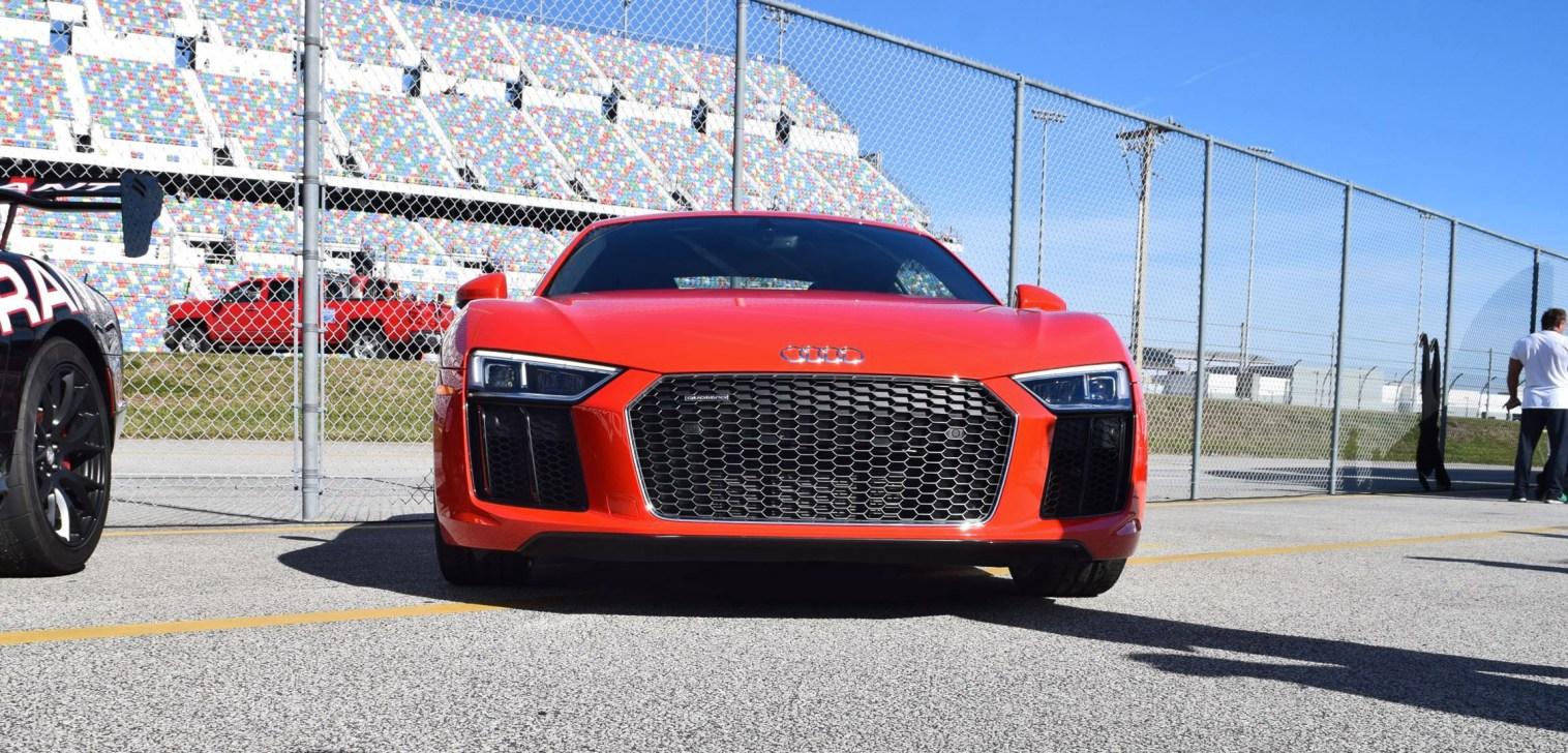 2017 Audi R8 V10 Dynamite Red 29