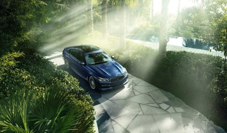 2017 BMW ALPINA B7 xDrive 10