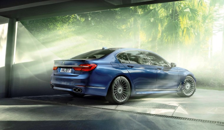 2017 BMW ALPINA B7 xDrive 9