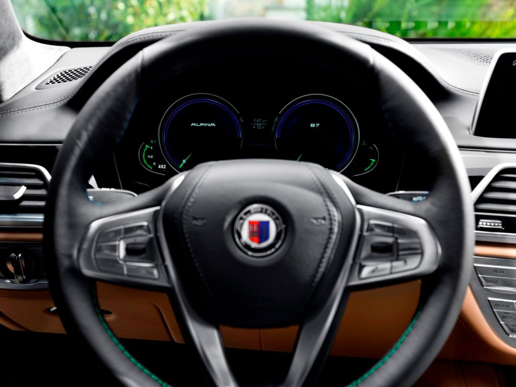 2017 BMW ALPINA B7 xDrive Interior 13