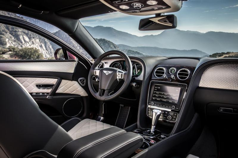 2017 Bentley Flying Spur V8S 6