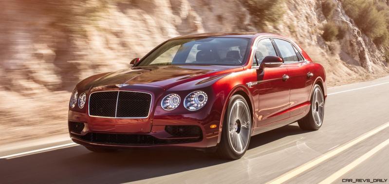 2017 Bentley Flying Spur V8S 7