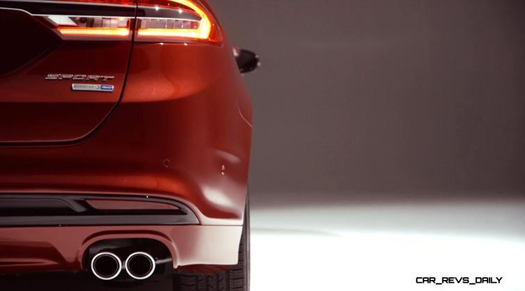 2017 Ford Fusion V6 Sport - Video Stills 11