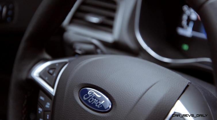 2017 Ford Fusion V6 Sport - Video Stills 16