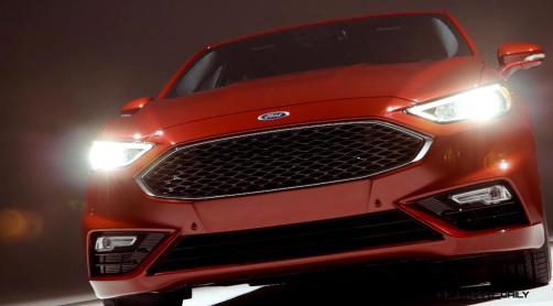 2017 Ford Fusion V6 Sport - Video Stills 2