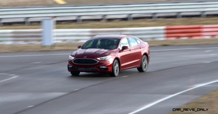2017 Ford Fusion V6 Sport - Video Stills 20