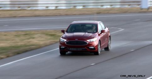 2017 Ford Fusion V6 Sport - Video Stills 22