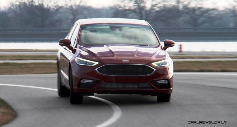 2017 Ford Fusion V6 Sport - Video Stills 27