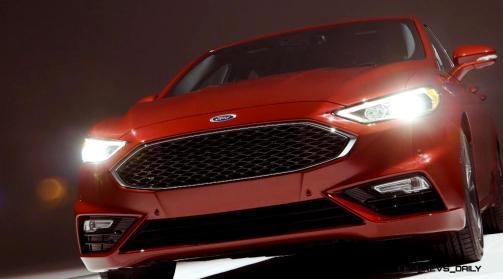 2017 Ford Fusion V6 Sport - Video Stills 3