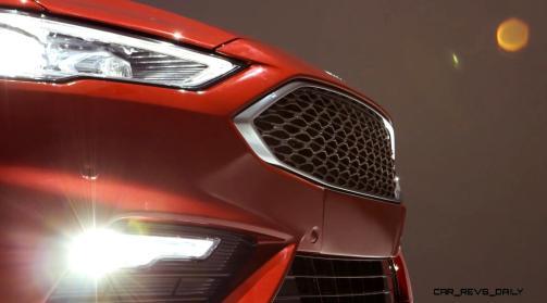 2017 Ford Fusion V6 Sport - Video Stills 4