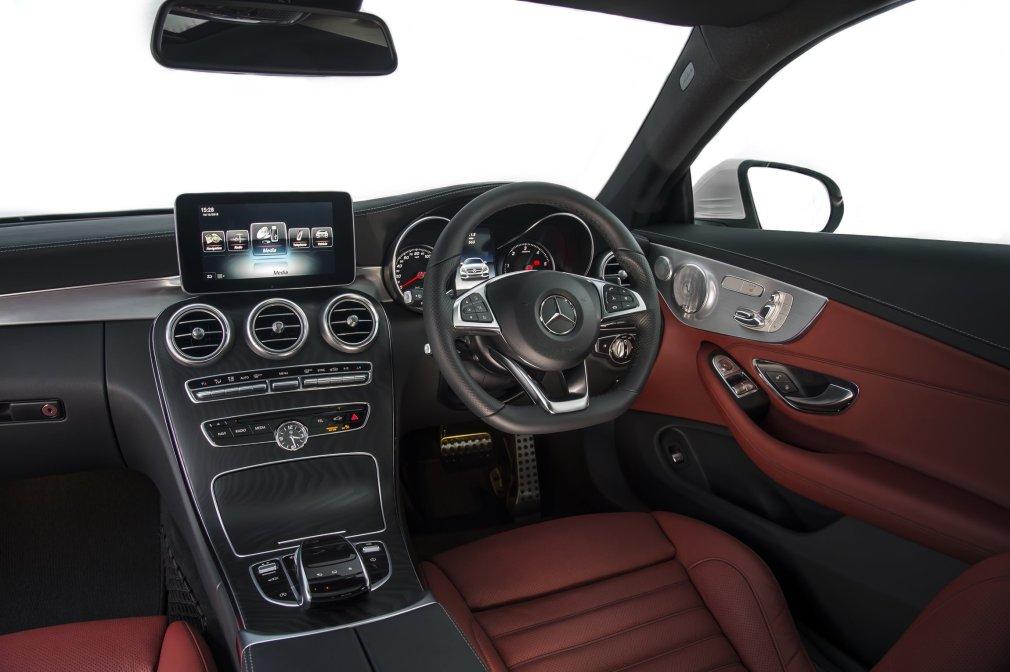 2017 Mercedes-Benz C-Class Coupe 13
