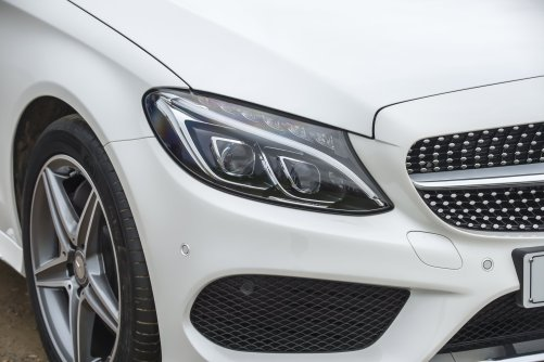 2017 Mercedes-Benz C-Class Coupe 57