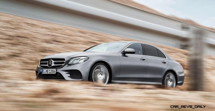 2017 Mercedes-Benz E-Class 20