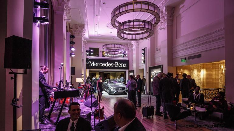 2017 Mercedes-Benz E400 4Matic Premier 28