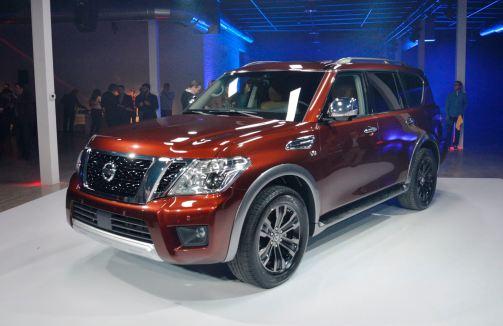 2017 Nissan Armada 10